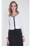 Блузка с длинным рукавом Zaps Emily