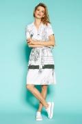 Летнее платье из хлопка Zaps Asil