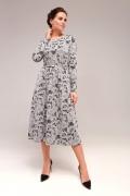 Шикарное платье TopDesign Premium B7 135