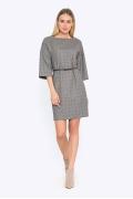 Платье Emka PL716/overcast