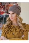 Женская шапочка Kamea Eliza Eterno (8 цветов)