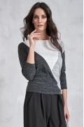 Трикотажная блузка Sunwear V32-5-78 (осень-зима 2019)