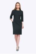 Стильное повседневное платье Emka PL708/troya (коллекция 2018)