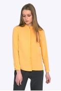 Женская рубашка абрикосового цвета Emka B2282/juice