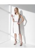 Летнее элегантное двухцветное платье Sunwear IS220-3-51