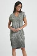 Раскрашенное вручную летнее платье Ennywear 250040
