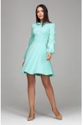 Романтическое платье с воротником Donna Saggia DSP-290-38
