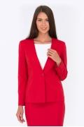 Красный жакет Emka Fashion ML-517/adelina