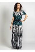 Длинное платье в пол TopDeign A6 019