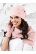 Женская двойная шапка Kamea Vasto
