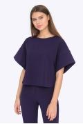 Женская блузка с широким рукавом Emka B2202/benedatta