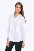 Рубашка с V-образным вырезом Emka b 2259/amina