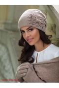 Женская шапочка из шерсти Kamea Lena (несколько цветов)
