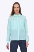 Женская рубашка в мужском стиле Emka B2260/perfect
