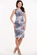 Платье с эффектом юбки и блузки Remix 7290