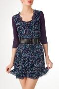 Платье с длинным рукавом Golub | П120-1211-1185