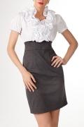 Платье офисного стиля | П115-1183-724