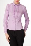 Женская блузка с жабо | Б762-1214