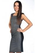 Платье-футляр Donna Saggia