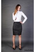 Оригинальная юбка карандаш | 125-3