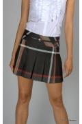 Мини-юбка в складку | 219-37madlen