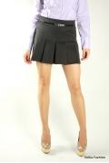 Чёрная короткая юбка | 219-37/brianna