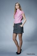 Стильная мини юбка | 133-906015
