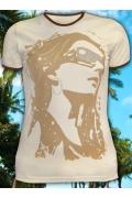 Женская футболка Dream