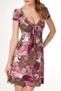 Трикотажное платье | П96-1139