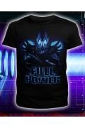 Мужская футболка Full Power (Светится в темноте и ультрафиолете)