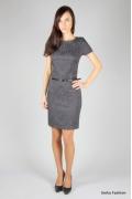 Молодёжное платье-футляр | 279-eleanor