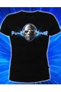 Клубная мужская футболка Full Power (Светится в темноте и ультрафиолете)