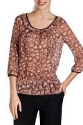 Нарядная женская блузка Golub | Б787-1326