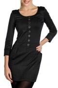 Трикотажное платье Golub | П124-1307