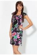 Короткое летнее платье (модель 2012) | 1685