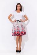 Летняя юбка из 100% хлопка | 2587