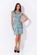 Голубое платье из коллекции 2012 | 1692