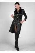 Ультрамодное черное платье | 0366