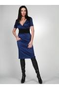 Платье Chertina&Durre классического кроя | 0126