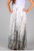 Модная летняя юбка в пол | 298-livia