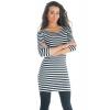 Платье-тельняшка | DSP-14-1t