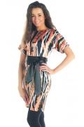 Атласное платье 2012 Donna Saggia | DSP-54-19