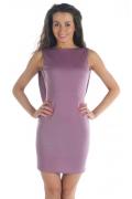 Платье сиреневого цвета Donna Saggia | DSP-53-23t