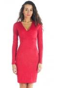 Платье с запахом 2012 | DSP-34-34t