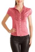 Качественная блузка рубашечного кроя | Б750-1382