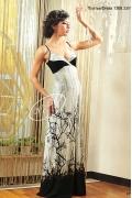 Длинное летнее платье V&V | 1308.33/7