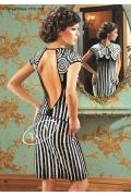 Платье V&V с открытой спиной | 1310.33/6