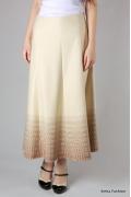 Длинная светлая юбка | 281-valentina
