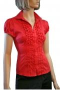Блузка с коротким рукавом | Б750-1541