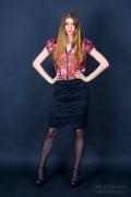 Стильная молодежная юбка | 125-1